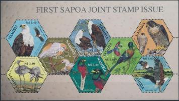 2004 Dél-Afrikai Posta Szövetség; Madár blokk Mi 62