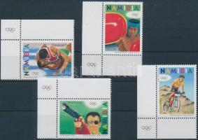 2004 Nyári olimpia, Athén ívsarki sor Mi 1139-1142 I