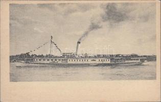 SS Budapest, SS Budapest gőzös
