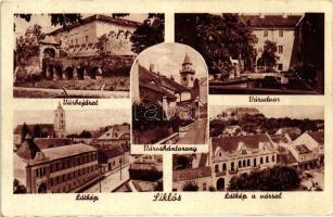 Siklós, vár, Városház torony (fa)