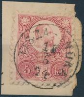 1871 5kr TISZA-(INOK)A (Gudlin 400 pont)