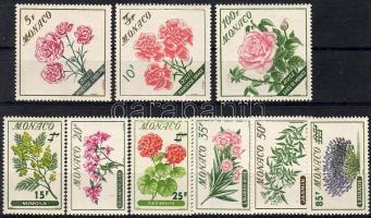 1959 Virágok Mi 609-617