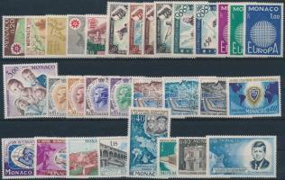 1960-1970 6 klf sor + 8 klf önálló érték