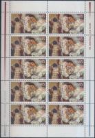 2008 Lovis Corinth festmény kisív Mi 2679