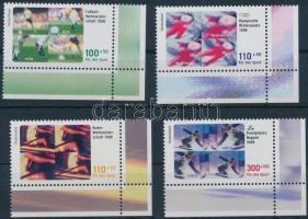 1998 Sporthilfe ívsarki sor Mi 1968-1971