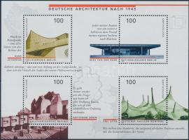 1997 Német építészet blokk Mi 37