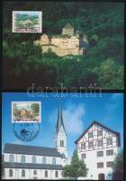 Definitive: villages set on 2 CM, Forgalmi: falvak sor 2 CM