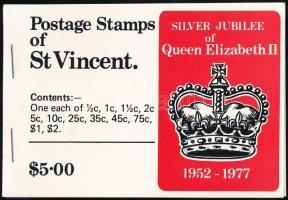 British monarchs stampbooklet, Brit uralkodók bélyegfüzet