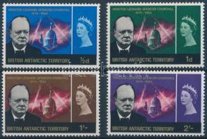 1966 Churchill sor Mi 16-19