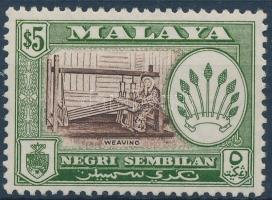 Negri Sembilan 1962 Forgalmi 77 C