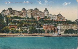 Budapest I. Királyi vár (fa)