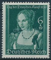 1939 Német művészet napja Mi 700