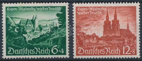 1940 Eupen, Malmedy sor Mi 748-749