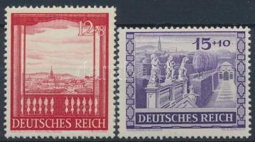 1941 Bécsi vásár Mi 804-805