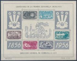 1956 100 éves a bélyeg Mi 2