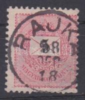 1898 5kr RAJKA