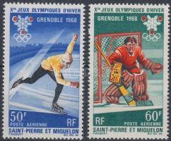 Téli Olimpia, Grenoble sor, Winter Olympics, Grenoble set