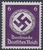1942/1944 Hivatalos bélyeg Mi 169 b