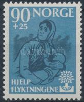 1960 Menekültügyi év záróérték Mi 443