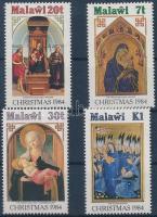 1984 Karácsony sor Mi 437-440