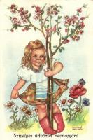 Name day, Hungarian folklore s: M. Patz Kató,