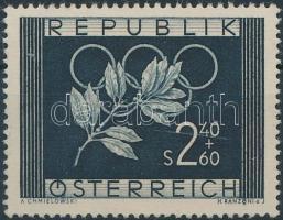 1952 Olimpiai játékok, Oslo és Helsinki Mi 969