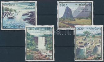 1991 Turizmus sor Mi 1257-1260