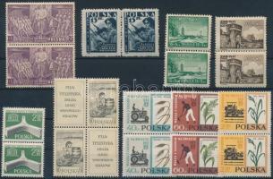 1919-1962 9 db klf pár