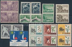 1919-1963 10 db klf pár