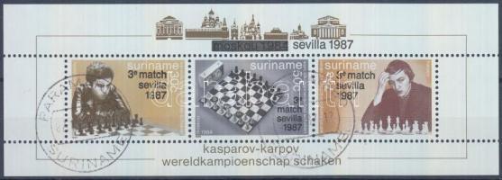 Chess World Cup block, Sakk VB blokk