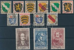 1945 Mi 1-13