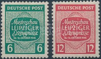 Nyugat-Sachsen Lipcsei vásár Western Saxony Leipzig Trade Fair