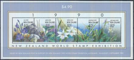 International Stamp Exhibition: Orchids block, Nemzetközi bélyegkiállítás: Orchidea blokk