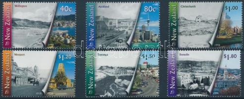 City Pictures set, Városképek egykor és most sor