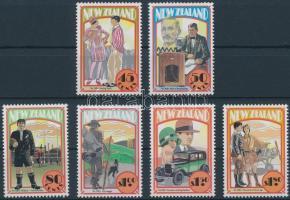 The 1920s set, Az 1920-as évek sor