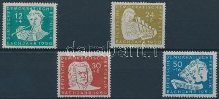 1950 Johann Sebastian Bach sor Mi 256-259