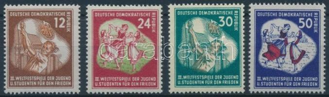 1951 Ifjúság a békéért sor Mi 289-290