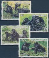 WWF gorillák sor, WWF gorillas set