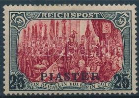Törökország 1900 Mi 23 I IV