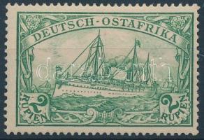 Deutsch Ostafrika 1901 Mi 20