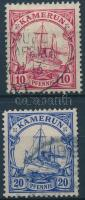 Kamerun 1905 Mi 22b, 23 Ia