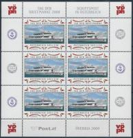 2009 Bélyegnap; Hajó kisív Mi 2826