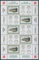 2003 Bélyegnap; Mozdony kisív Mi 2414