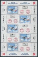 2006 Bélyegnap; Repülő kisív Mi 2606