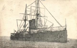 HMS King Edward VII, HMS VII. Edward király csatahajó