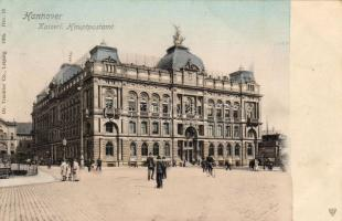 Hannover, Hauptpostamt / post office