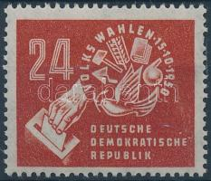1950 Választások Mi 275 (foghiba)