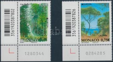 2011 Europa CEPT: Erdők ívsarki sor Mi 3039-3040