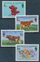 1970 Mezőgazdaság sor Mi 31-34