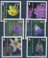 2004 Királyi kertépítő társaság sor Mi 1126-1131